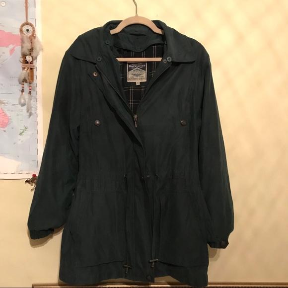 52f88ded033f Jackets & Coats | Sold On Depop Dark Green Winter Coat | Poshmark